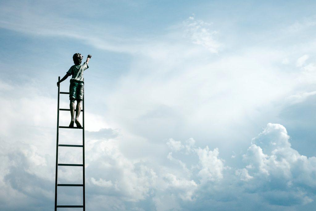 Люди себя считают хорошими и достойными попасть на Небо