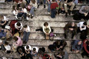 Одиночество среди людей